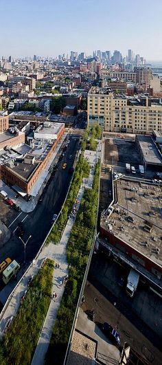 Walk the High Line-Have Lunch at Bagatelle and then a drink at The Standard.....a fun NYC experience!
