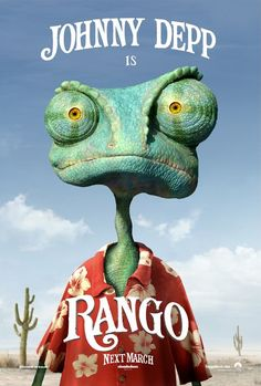 When I saw Rango a few weeks ago I really like it. Granted, I am a huge fan of Johnny Depp and also a cartoon junkie, so I was predisposed to like it. But I liked Rango for being Rango—a smart, fun…