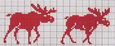 "Photo from album ""Жаккард"" on Yandex. Cross Stitch Alphabet, Cross Stitch Charts, Cross Stitch Embroidery, Cross Stitch Patterns, Knitted Mittens Pattern, Knit Mittens, Knitting Charts, Knitting Stitches, Fair Isle Chart"