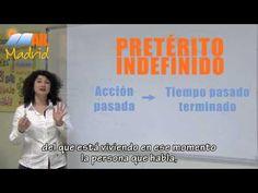 Curso Online de Español - Nivel: A2 Lección 8 - Contraste Pasados: Parte 2 - YouTube