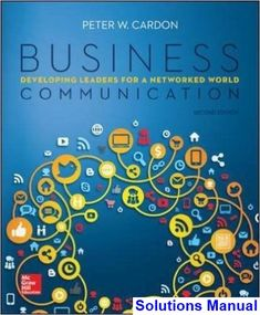 Chemistry 12th edition by raymond chang pdf ebook httpsdticorp solutions manual for business communication developing leaders for a networked world 2nd edition by cardon fandeluxe Images