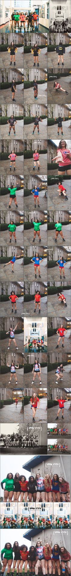 Urban Utopia Photography www.urbanutopiaphotography.com #sanfrancisco #seattle #everett #washington #mukilteo #mukilteosenior #seniorgirl #teamphotography #varsityvolleyball #superherogirls #senior #virginia #virginiabeach #charleston #tampa #sandiego