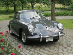 1965 Porsche 356  - C Sunroof coupe