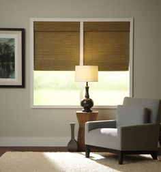 Boutique Natural Woven Shades