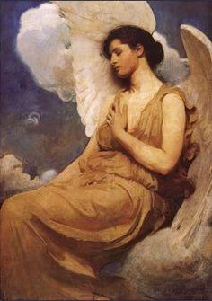 Lehahiah Angel of Obedience