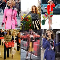 SATC. This is quite similar to my personal style.