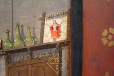 "Medieval Silkwork: ""Paper patterns of Saints"" Medieval Embroidery, Embroidery Tools, Types Of Embroidery, Embroidery Patterns, Son Of Zeus, Medieval Furniture, Italian Painters, Pattern Paper, Paper Patterns"