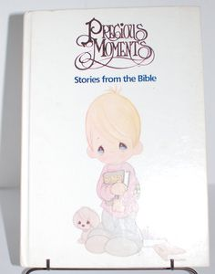 Hey, I found this really awesome Etsy listing at https://www.etsy.com/listing/211612166/precious-moments-stories-from-the-bible