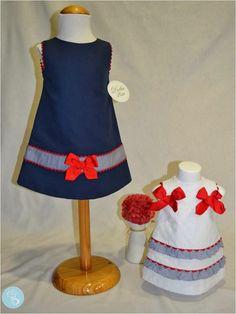 Blog-Tienda-Retamal-Moda-Infantil-Bebe-Niños-Junior-Juvenil-Dolce-Petit-Vestido-blanco-azul-rojo-Vestido-Azul-marino.jpg (752×1002)