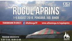 Acum LIVE VIDEO: Rugul Aprins Ponoara 2019 – Joi 1 August – CrestinTotal.ro 1 August, Verona, Live