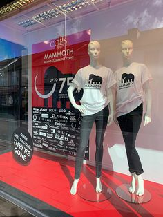 Coes Mammoth Clearance Event - campaign — WHAT associates Ltd Barbour, Campaign, Mount Olympus