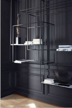 etagere-bibliotheque I Photo : Blog de MLC