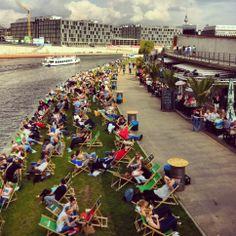"""""""Beach Capital"""", Berlin - April, 2014"""