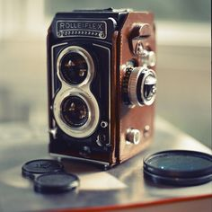 Rolleiflex Camera | Bill O'Neil
