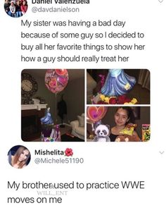 55 Of Today's Freshest Pics And Memes---im with the second chick Funny Cute, Really Funny, Hilarious, Dankest Memes, Funny Memes, Jokes, Growing Up With Siblings, Faith In Humanity Restored, Funny Posts