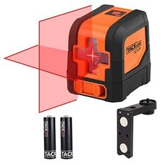 Tacklife Feet Laser Level Self-Leveling Horizontal and Vertical Cross-Line Laser – Magnetic Mount Base and Carrying Pouch, Battery Included – Shopping Guide Large Hexagon Floor Tile, Hexagon Tiles, Peel And Stick Tile, Stick On Tiles, Best Hand Tools, Red Beam, Line Level, Tile Saw, Led Licht