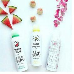 Bilousplashy Melon , Vanilla cake pop und Cherry blossom (LE)