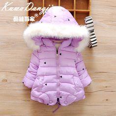Детские куртки осень-зима из Китая :: Новые зимние пальто ребенок 0-1 ребенок ребенок 2-3 лет и половина девочек утолщаются хлопка детей стеганые куртки пальто.
