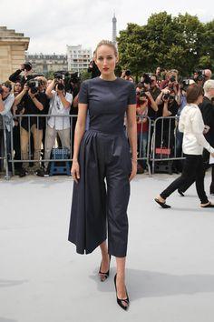 Leelee Sobieski - Dior Haute Couture 2013