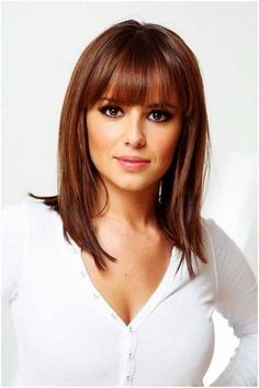 27. Bob Hairstyles with Bangs