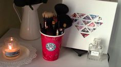 Starbucks inspired Stich cup DIY #starbucks #inspired #room #decor #stitch #tutorial #DIY #cup #anime