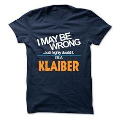(Tshirt Awesome Discount) KLAIBER  Teeshirt this month  KLAIBER  Tshirt Guys Lady Hodie  SHARE and Get Discount Today Order now before we SELL OUT Today  http://ift.tt/eA8V8J