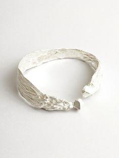 Sundown Bangle Silver