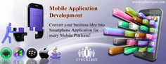 #App_Development -    We are a professional iPhone #Application #Development services. And  effectively helps organizations with outsourcing enterprise application development, maintenance. See more: http://www.cyberique.com/app-development-service.php