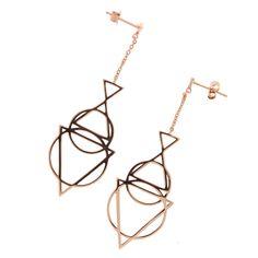 ZOECA EARRING Manhattan Chic Manhattan, Chic, Earrings, Jewelry, Fashion, Shabby Chic, Ear Rings, Moda, Elegant