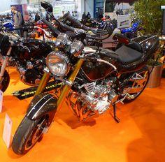 Honda CBX 1000 SC06 Custom vl