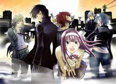 Critique de la série Code : Breaker - Manga série - Manga news