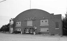 Route 66 - Coliseum Ballroom, Benld, Illinois.