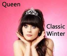 expressing your truth blog: Zyla's Winter Archetypes