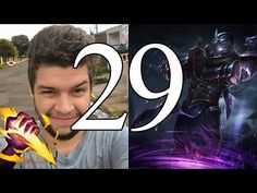 HolyBinder Moments #29! Shen TOP SMITE! - YouTube