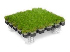 Газонная решетка ROOFINGREEN NATURE by Roofingreen дизайн Roofingreen