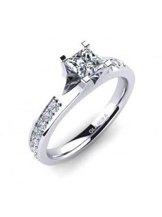 Glamira Diamond Ring Adira #GlamiraDiamond