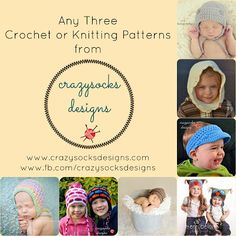 CrazySocks Crochet: Fabulous Pattern Giveaway!  Ends 11/6