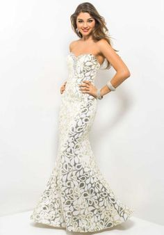 Blush 9577 at Prom Dress Shop