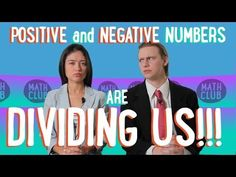 Math Club brings you this news update! Negative numbers have begun dividing our country. For more on this breaking story, we go to the Math Club News Team (G. Math Enrichment, Math Literacy, Homeschool Math, Math Classroom, Fun Math, Teaching Math, Maths, Rational Numbers, Math Numbers
