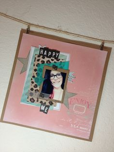 OMGITSEMILY shows off the Adventure template set on the June blog hop.