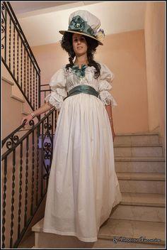Chemise à la Reine 18th Century Dress, 18th Century Costume, 18th Century Fashion, 19th Century, Muslin Dress, Chemise Dress, Rococo, Medieval Clothing, Fantasy Wedding
