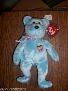 "2001 Ty Beanie Babies - ""EGGS II"" - w/ Tags (retired)"
