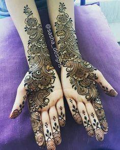Top handpicked Arabic mehndi designs of Find unique and simple Arabic mehendi designs for hands and legs for weddings. Latest Arabic Mehndi Designs, Indian Mehndi Designs, Full Hand Mehndi Designs, Mehndi Designs 2018, Mehndi Designs For Beginners, Modern Mehndi Designs, Mehndi Design Pictures, Mehndi Designs For Girls, Wedding Mehndi Designs