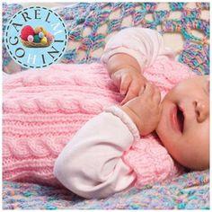 El Minihogar Crochet: CHALECO ROSA DE INVIERNO Knitting For Kids, Face, Tricot, Pink, Top Coat, Knitting, Crochet Vest Pattern, Crochet Stitches, The Face