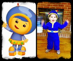 Geo costume (team umizoomi)