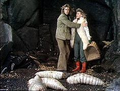 The Green Death is the fifth and final serial of the tenth season of the British science fiction television series Doctor Who, first broadcast in six weekly parts from 19 May 1973 to 23 June 1973. It was the last to feature Katy Manning as companion Jo Grant in Doctor Who.
