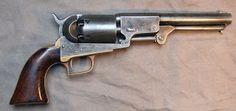 La Poudre Noire Par Alex: Colt Dragoon Revolver 1848