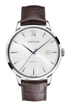 Montblanc Meisterstück Heritage Date Automatic