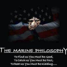 Marines Quotes Fascinating Famous Marine Quoteto Observe A Marine Is Inspirational To Be A . Inspiration Design