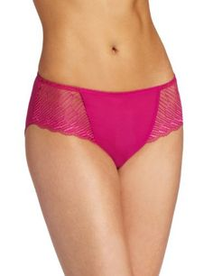 Wacoal Women's La Femme Bikini Wacoal. $25.00. Hand Wash. 100% cotton crotch. Bikini with rigid embroidery trim on sides. 88% Nylon/12% Spandex. Coordinating contour bra available. Stretch double ply mesh back for a great fit